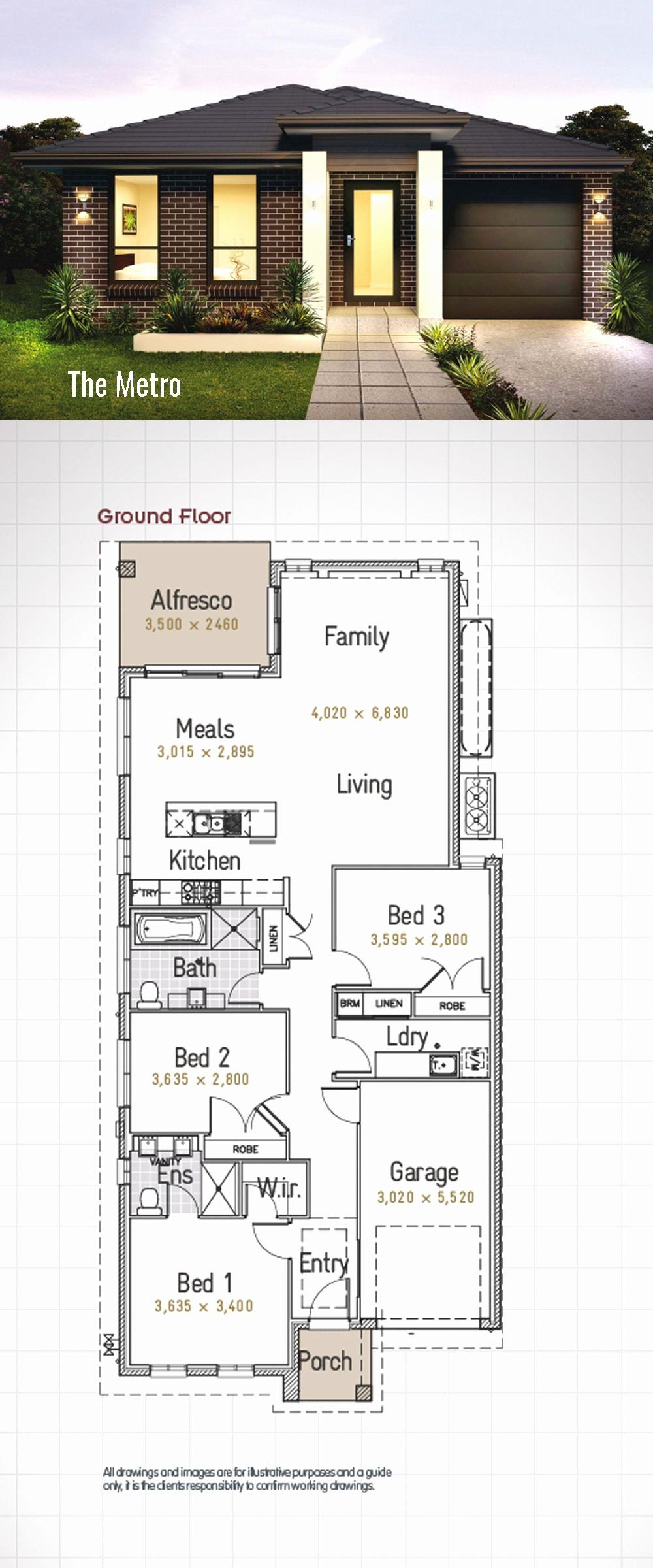 Open Floor Plans For Single Story Mediterranean Modern Homes 3394 Sq Ft With 3 Bedroom 4 Mediterranean Style House Plans Mediterranean Floor Plans House Plans