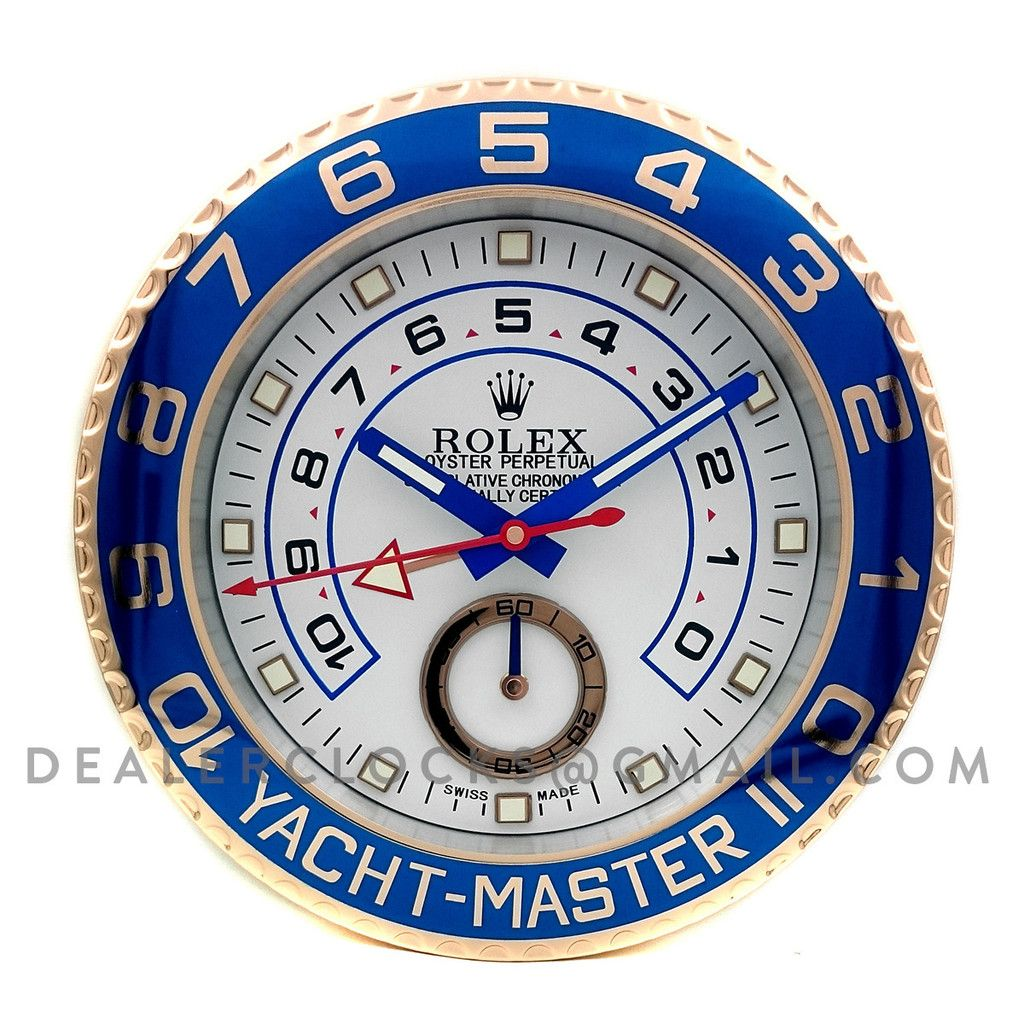 Yacht master ii black dial rolex wall clock yacht master ii yacht master ii black dial rolex wall clock yacht master ii pinterest wall clocks clocks and display amipublicfo Gallery