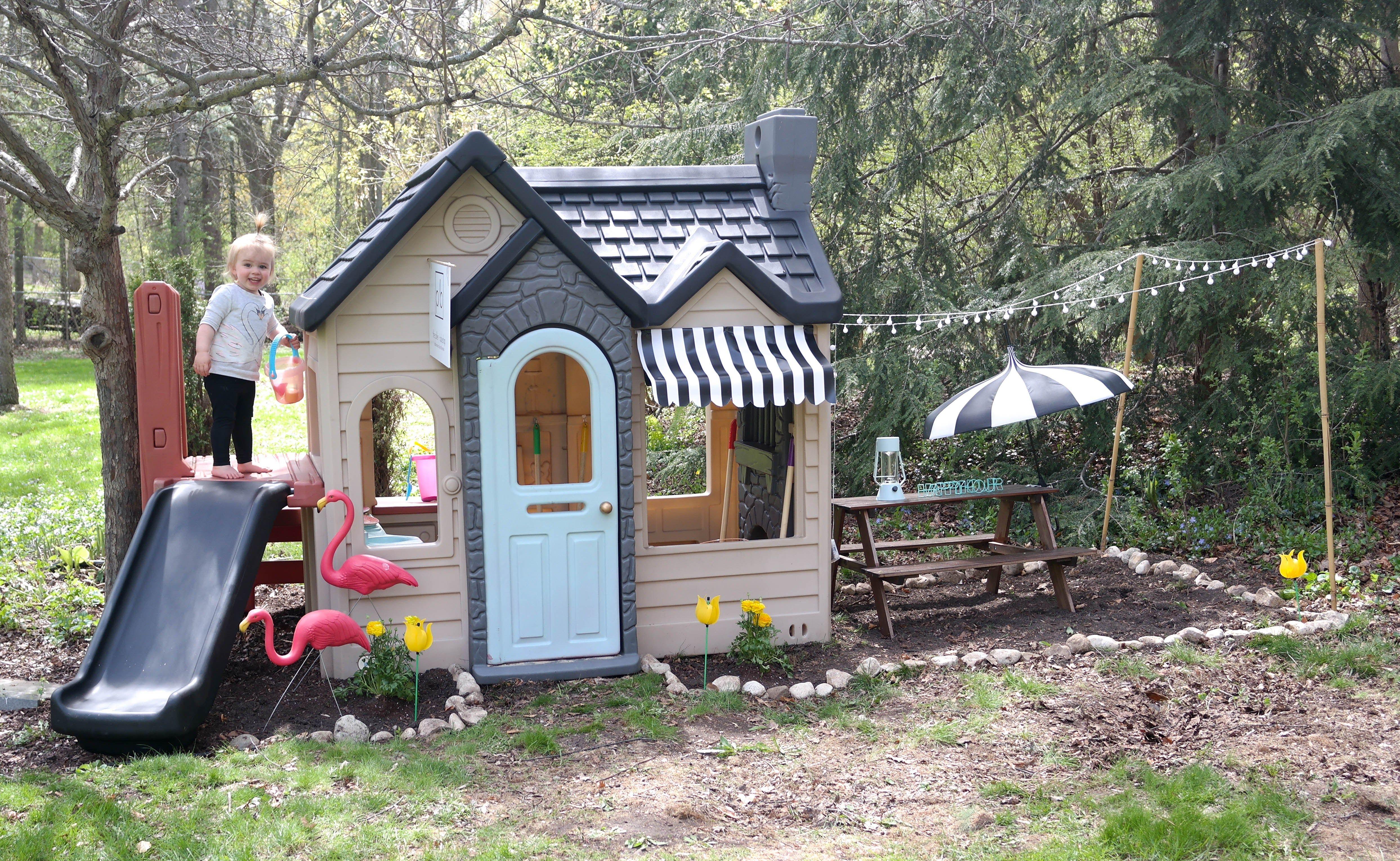 Sam 2298 Jpg 4 974 3 059 Pixels Little Tykes Playhouse Play Houses Backyard Play