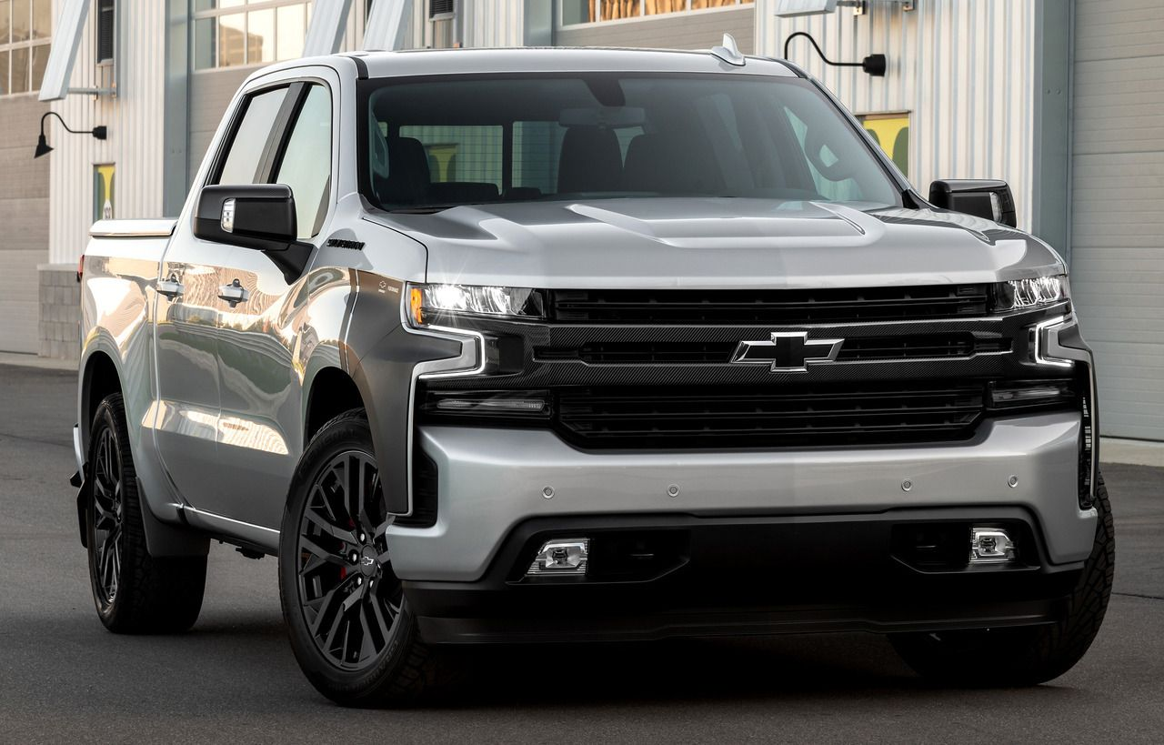 Chevrolet Silverado Concepts 2019 A Series Of Prototypes For This Year S Sema Show In Las Veg New Chevy Silverado Chevy Silverado Accessories Chevy Silverado