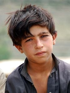 afghanistan's wartime entrepreneurs  boy hairstyles hair