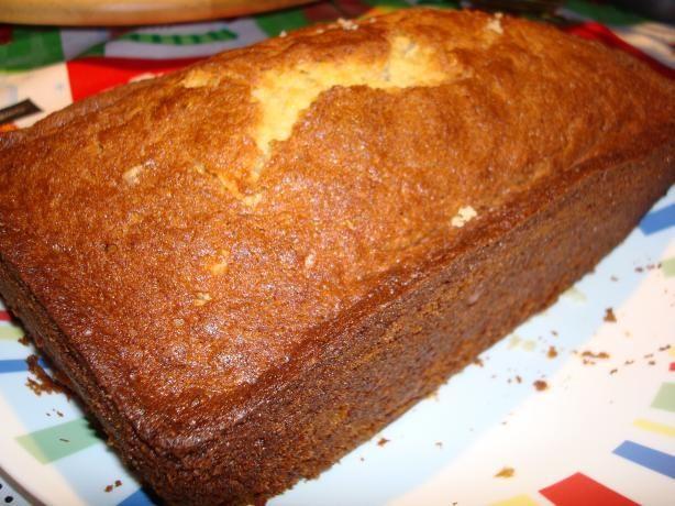 Pineapple Banana Loaf Recipe Breakfast Food Com Recipe Best Banana Bread Banana Bread Recipes Jamaican Banana Bread Recipe