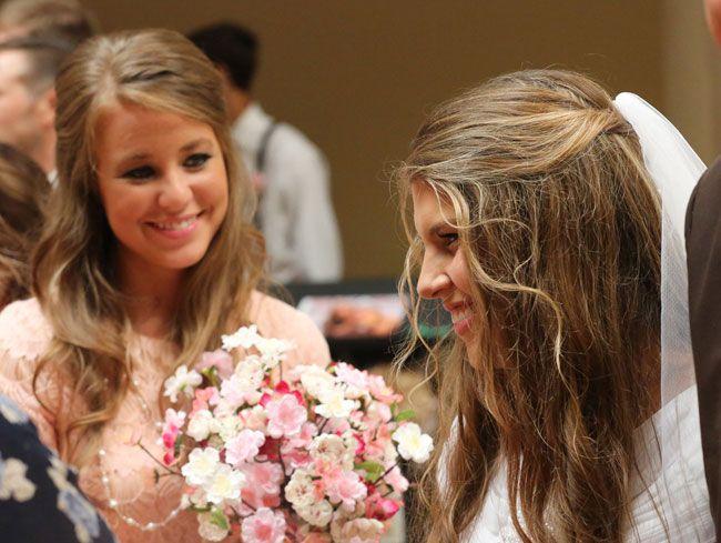 Photos Bridesmaid Jana Duggar Duggars Jana Duggar Wedding Duggar Wedding