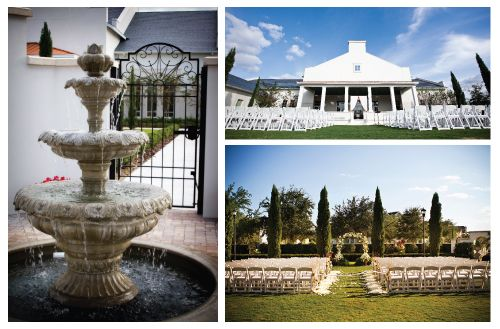 The Palmetto Club At FishHawk Ranch Has A Large Banquet Room Smaller Rooms And Beautiful Garden Areas To Make Every Event Memorable