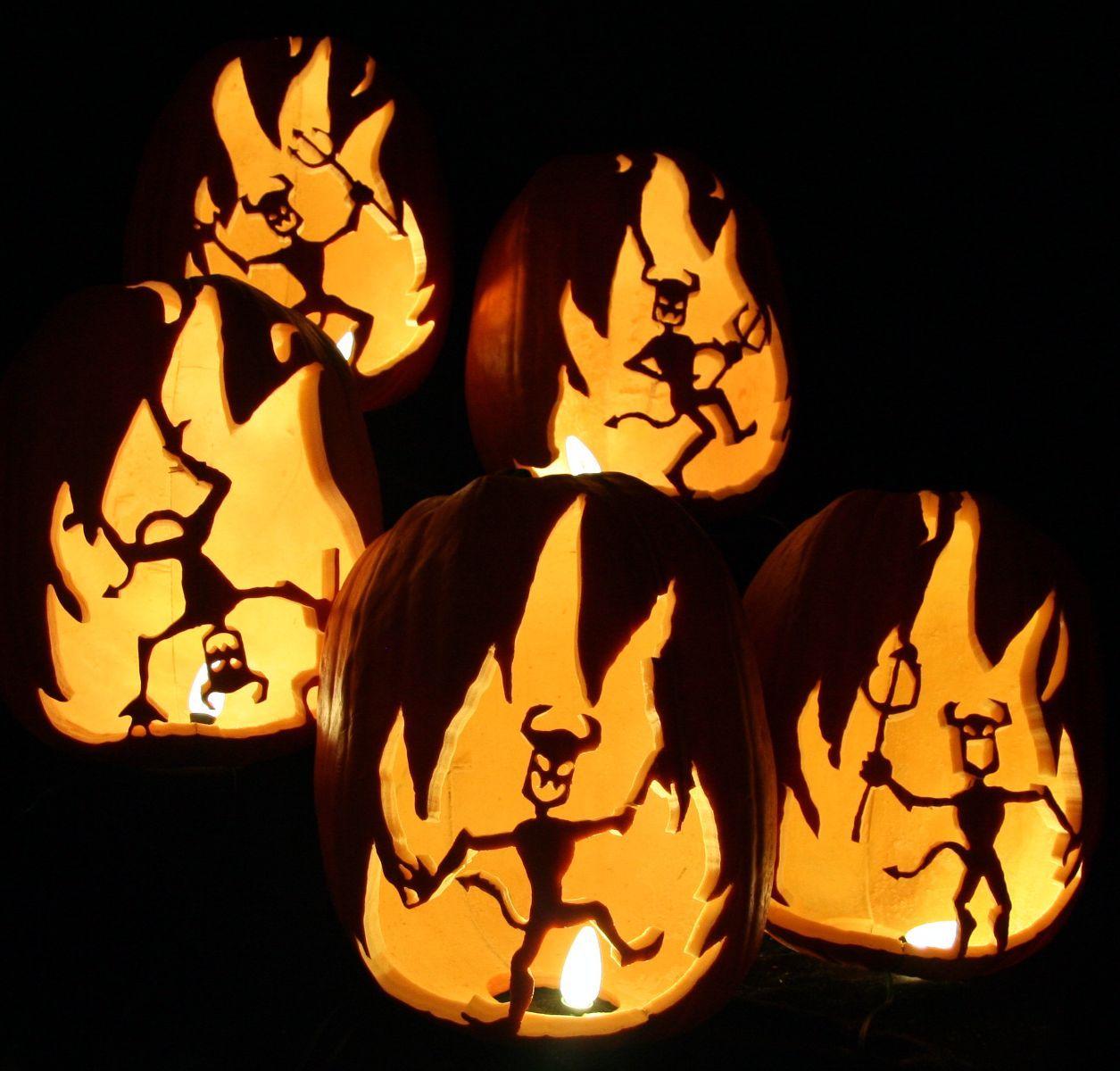 PUMPKINFERNO Upper Canada Village Halloween event