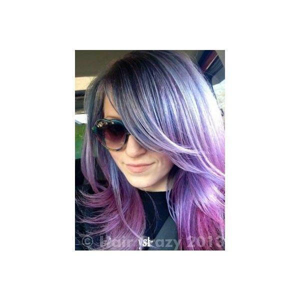 Pastels Hair Photos - HairCrazy.info ❤ liked on Polyvore featuring hair