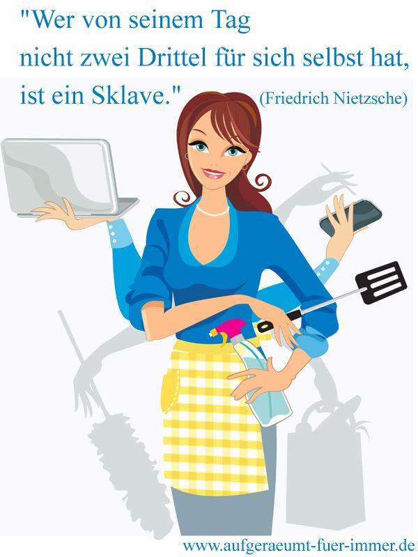 Bringen auch Sie alles unter einen #Hut: #Job, #Geld, #Familie, #Kinder, #Haushalt, #Einkaufen ...