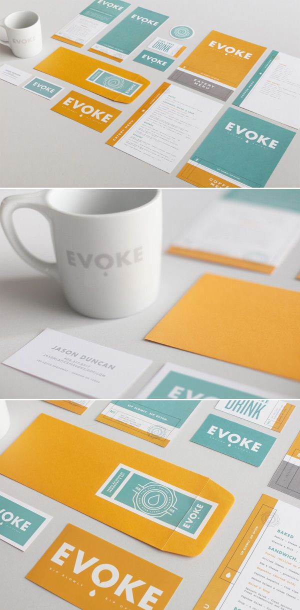 20 Inspiring Examples of Beautiful Stationary Designs