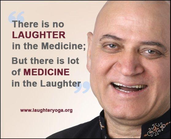 Laughter Yoga Edinburgh