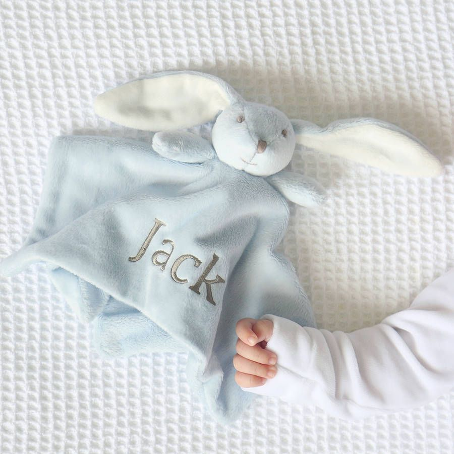 Peter The Rabbit Personalised 100/% Cotton Baby Hooded Bath Towel White