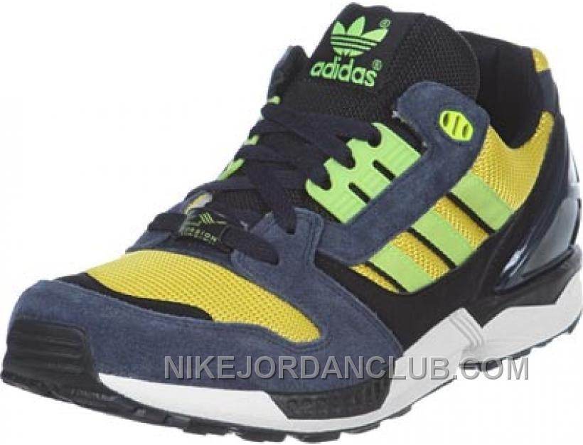 newest 0eaa4 2169c http   www.nikejordanclub.com adidas-zx-8000-blue-yellow-black-shoes-fq255.html  ADIDAS ZX 8000 BLUE YELLOW BLACK SHOES FQ255 Only  68.00 , Free Shi  ...