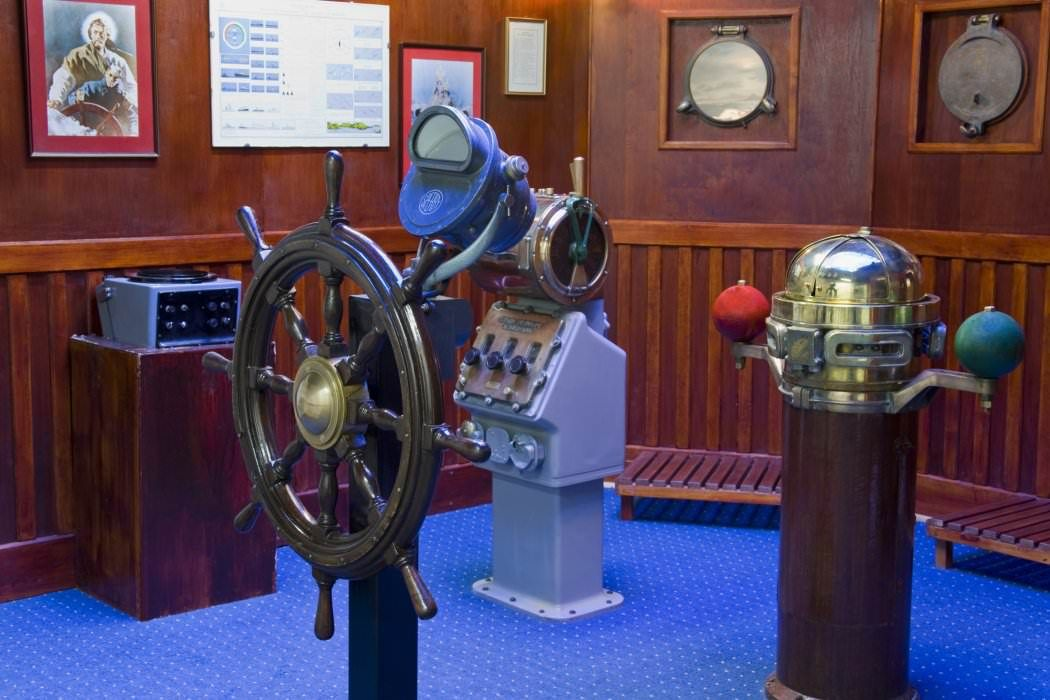 Chile - Museo Naval y Marítimo - image gallery - Lonely Planet