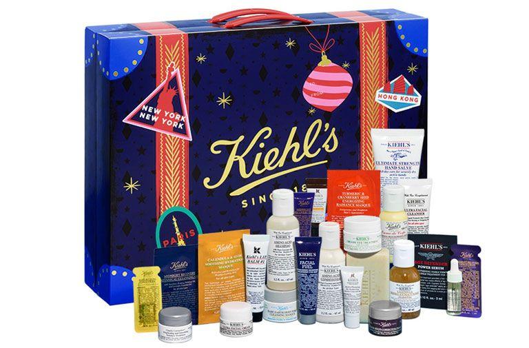 Kiehls beauty advent calendar 79 beauty advent calendar