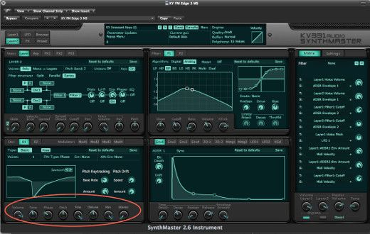 Review An Unorthodox Look At Synthmaster 2 6 By Nick Messitte Sonicscoop Creative Technical Business Connections For Nyc S Music Sound Community