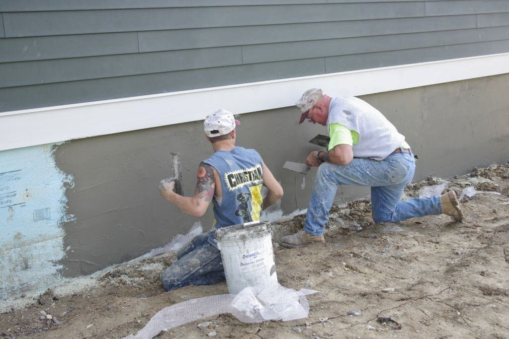 2 Quot Rigid Insulation To The Concrete Foundation Wall