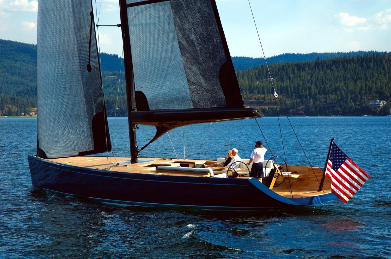 60ft sizzler tony castro yacht design boat yacht