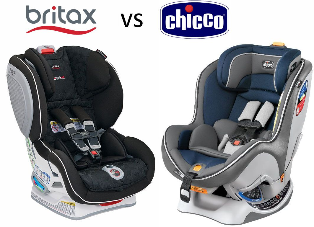 This Britax vs Chicco review compares the