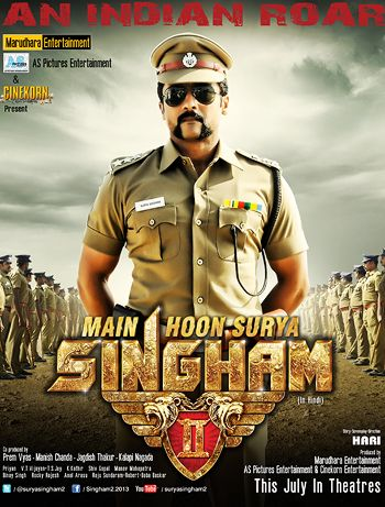 New south picture full movies hd video mein singham