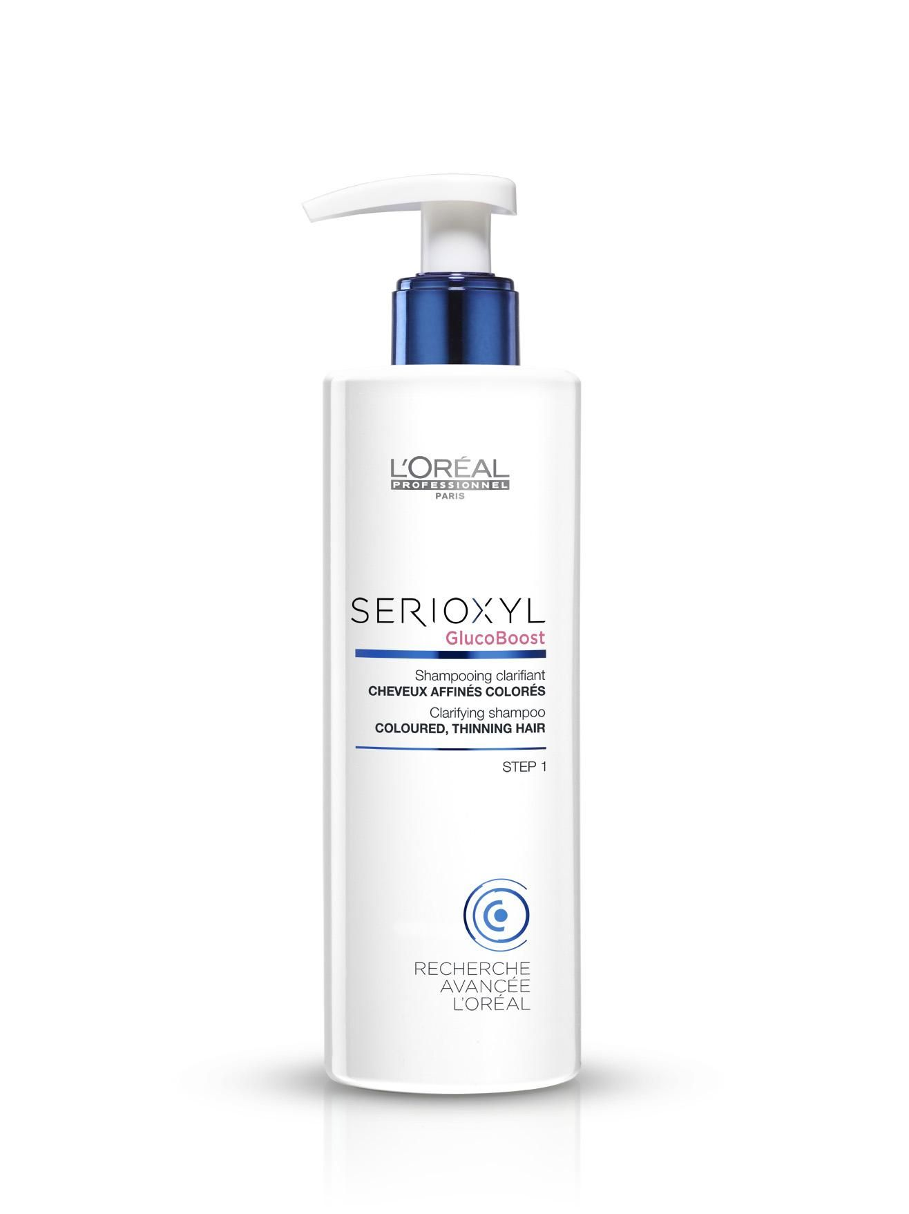 l'oréal professionnel serioxyl clarifying shampoo for coloured