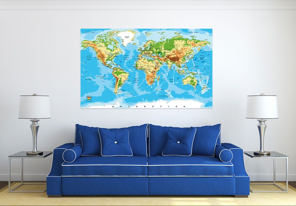 3d colorful world map 63 wall stickers vinyl wall murals print 3d colorful world map 63 wall stickers vinyl wall murals print ajstore us publicscrutiny Choice Image
