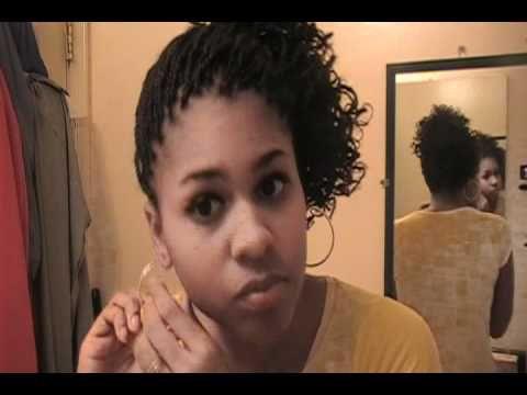 Quick Kinky Twist Styles (+playlist) One of my fave videos for styling my kinky twists!
