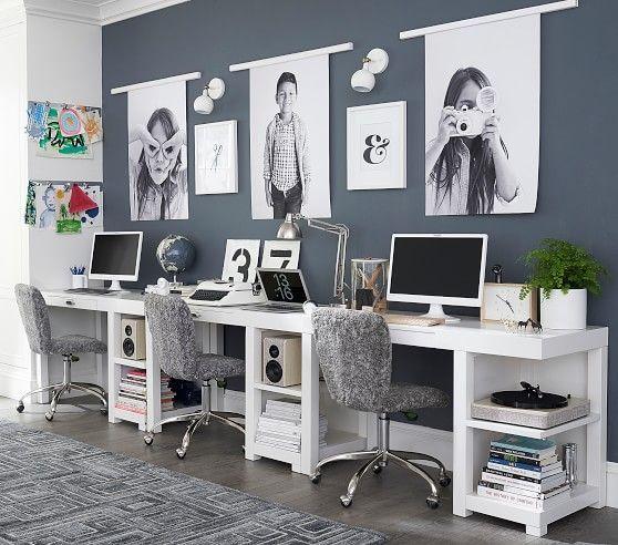 Magnetic Art Gallery In 2020 Kids Homework Room