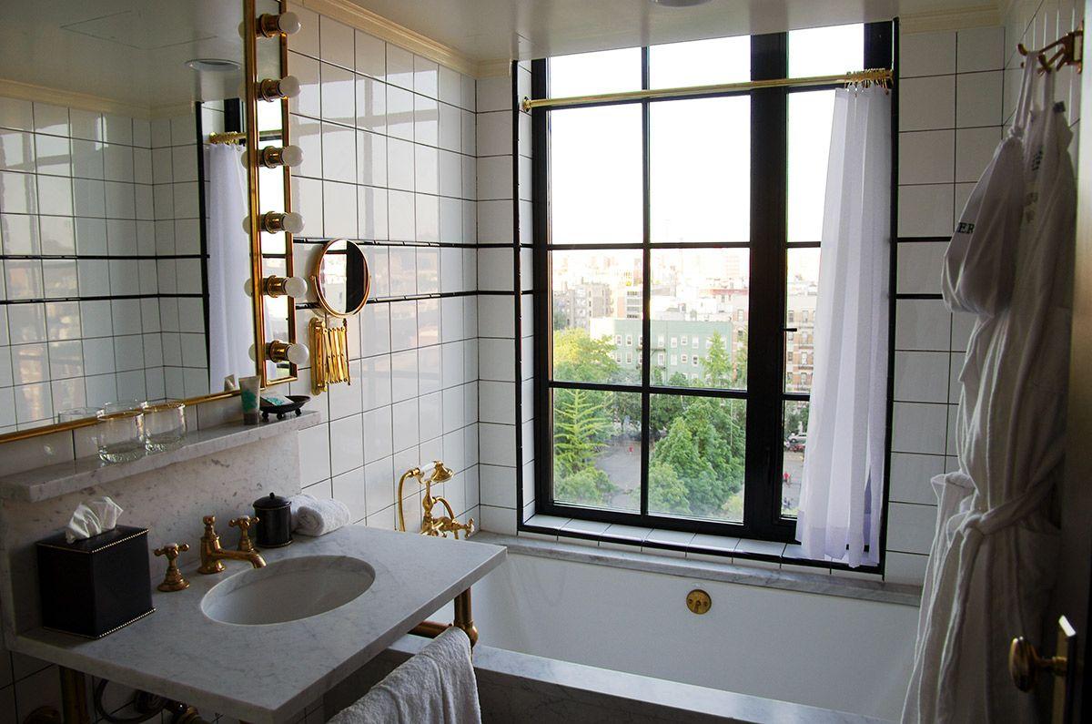 Ludlow Hotel Bathroom 7