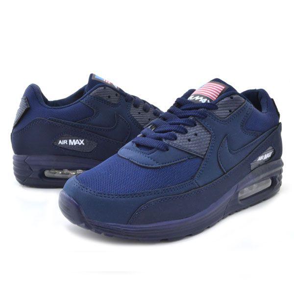 Nike Air Max Lacivert Bayan Ayakkabi Spor Nike Air Nike Air Max Air Max