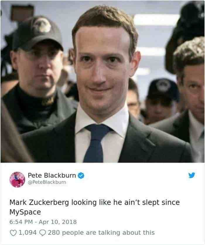 34 Viral Memes of Mark Zuckerberg Congressional Hearing Will Make Your Day -24