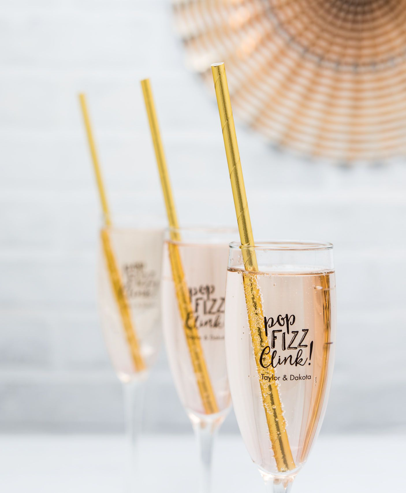 Add your signature style to the festivities with these champagne ...