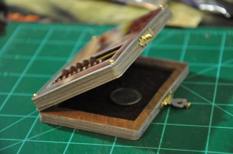 Mtg cards diy playing card crafts geek crafts nerd gifts