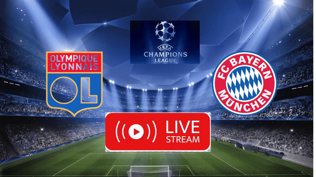 Champions League Semi Final Watch Lyon Vs Bayern Live Free Here Champions League Semi Finals Bayern Champions League