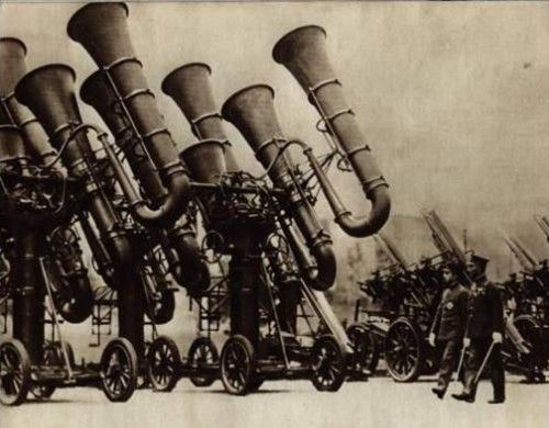 big weapons ww1 - Google Search | WW1 Reference | Pinterest ...