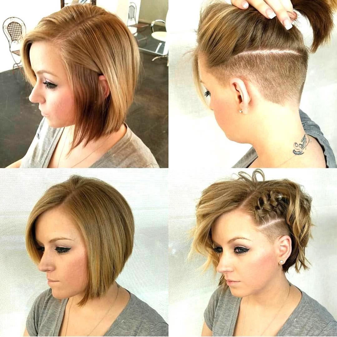 Just Short Haircuts Nothing Else If You 39 Re Thinking Of Getting An Undercut Sidecut Pixi Haarschnitt Kurz Zopf Kurze Haare Kurze Haare Hochsteckfrisuren