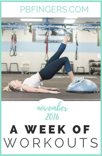 One Week Workout Plan Weekly workout plans, Workout plans and - weekly exercise plans