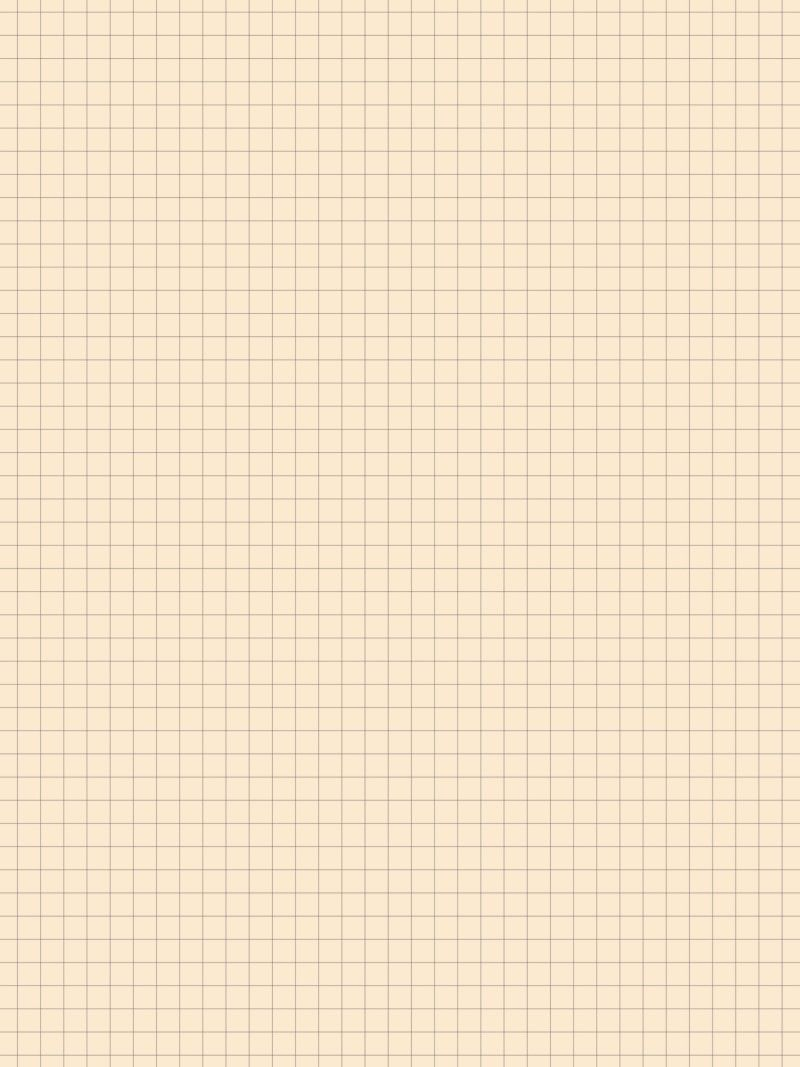 [굿노트/속지/세로] 굿노트 세로 모눈종이 속지 - simple square