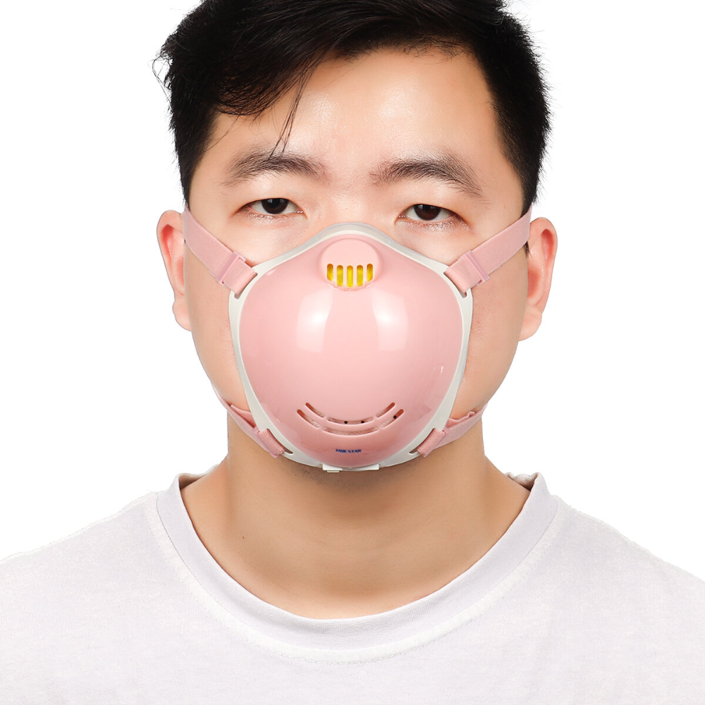 Electronic Protective Washable Mask Filter 98 Bacteria