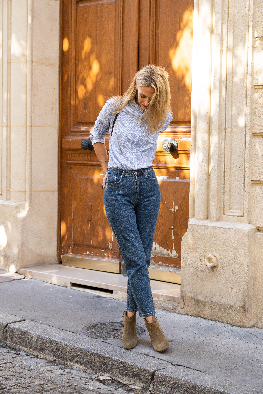 en jean Dressing Maison Idéal Le Le mom 2019 Standards v0wNnPym8O