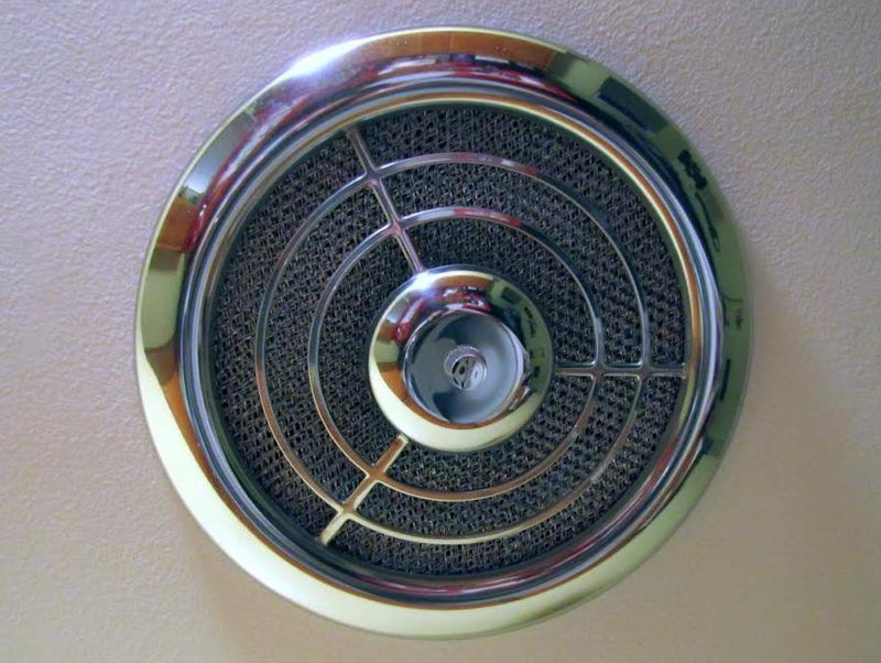 Bathroom Fan Grill Replacement