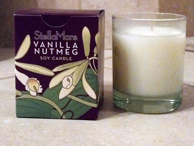 Stella Mare Vanilla Nutmeg candle | Candles