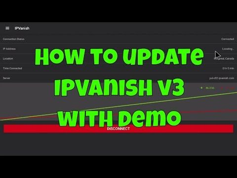 How To Set Up IPVanish VPN app | DroidBOX® How To | DroidBOX How To