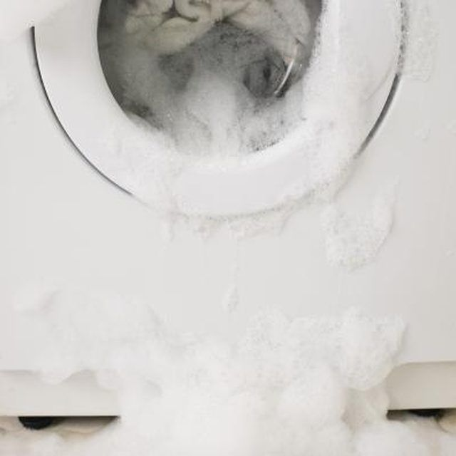 Keep Your He Washer From Overflowing With A Homemade Low Suds
