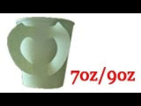 Automatic Paper Cup Machine with Handle Applicator | Handle