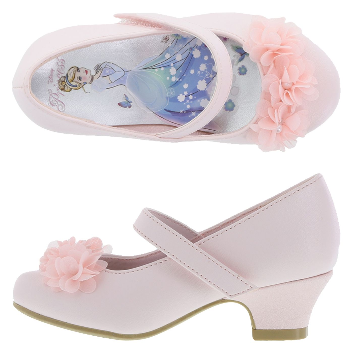 Pink dress shoes for ladies  Girlsu Cinderella Heel Dress ShoeGirlsu Cinderella Heel Dress Shoe