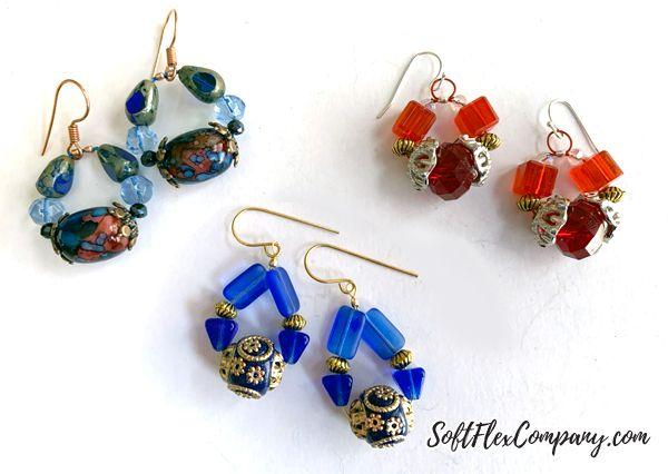 Pin On Earrings Beaded Jewelry Tutorials