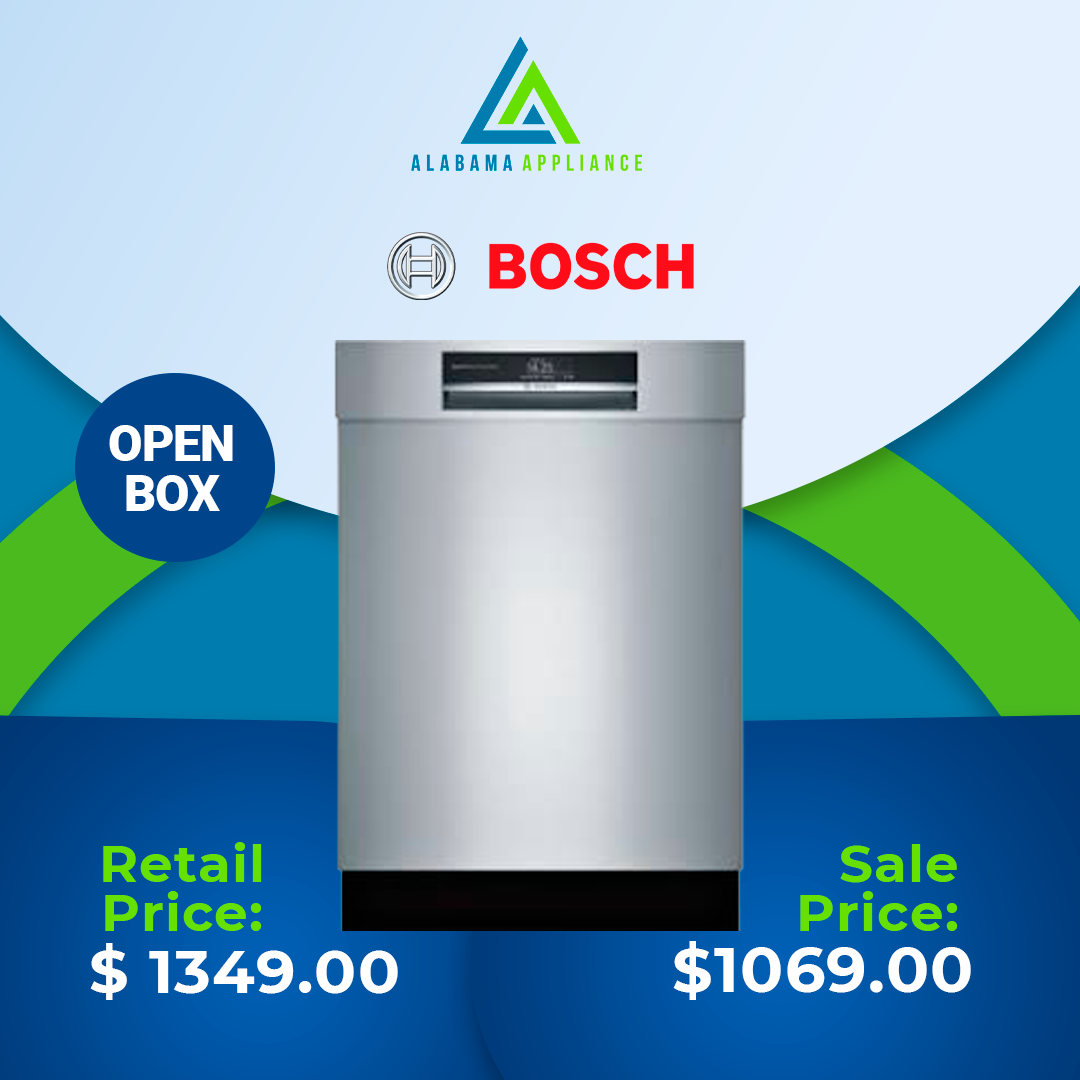 Shem78zh5n Built In Dishwasher Bosch In 2020 Best Appliance Brands Built In Dishwasher Best Appliances