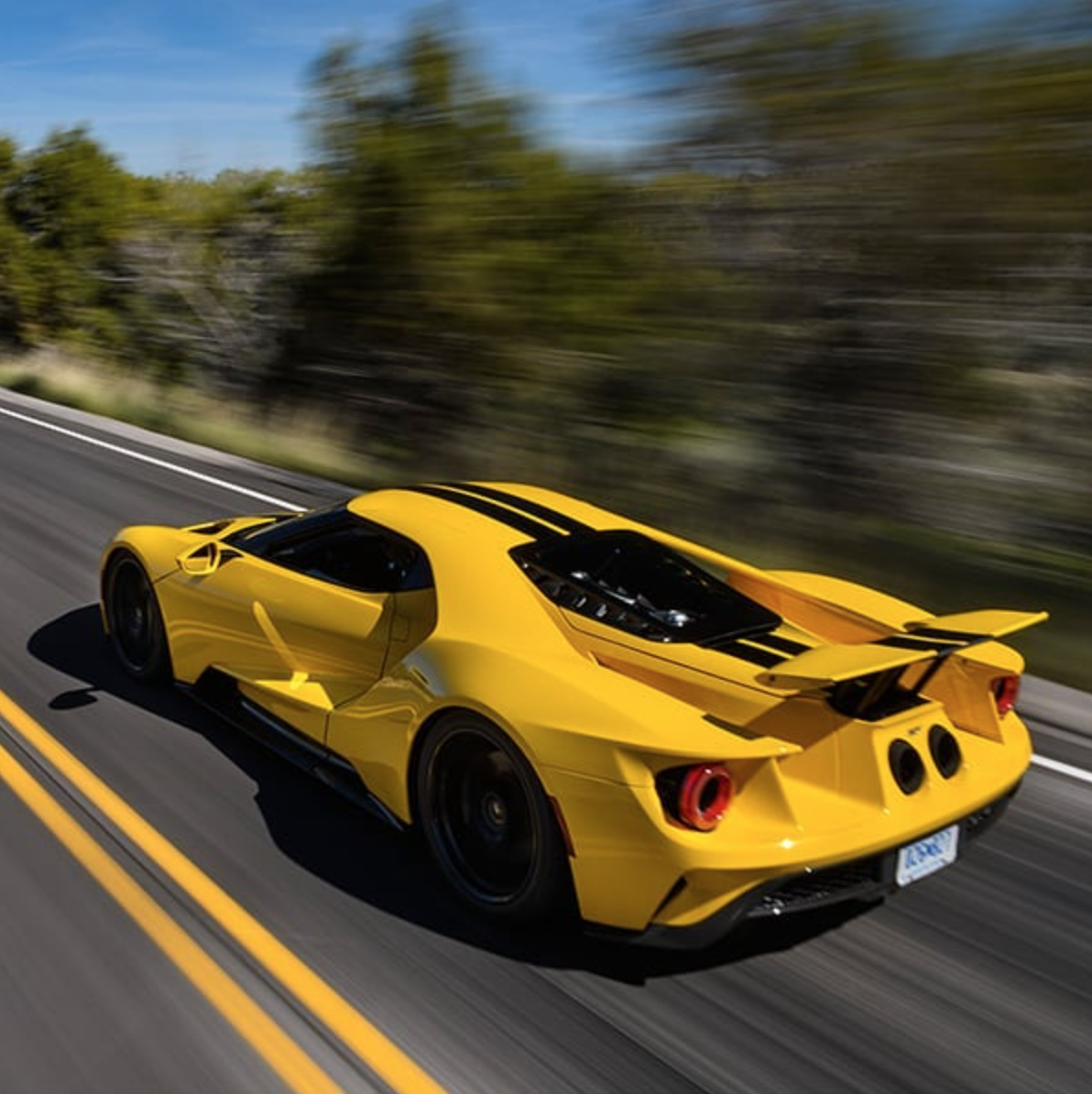 Ford Gt We Are Big Fans Of This Ford Fordgt Sportscar