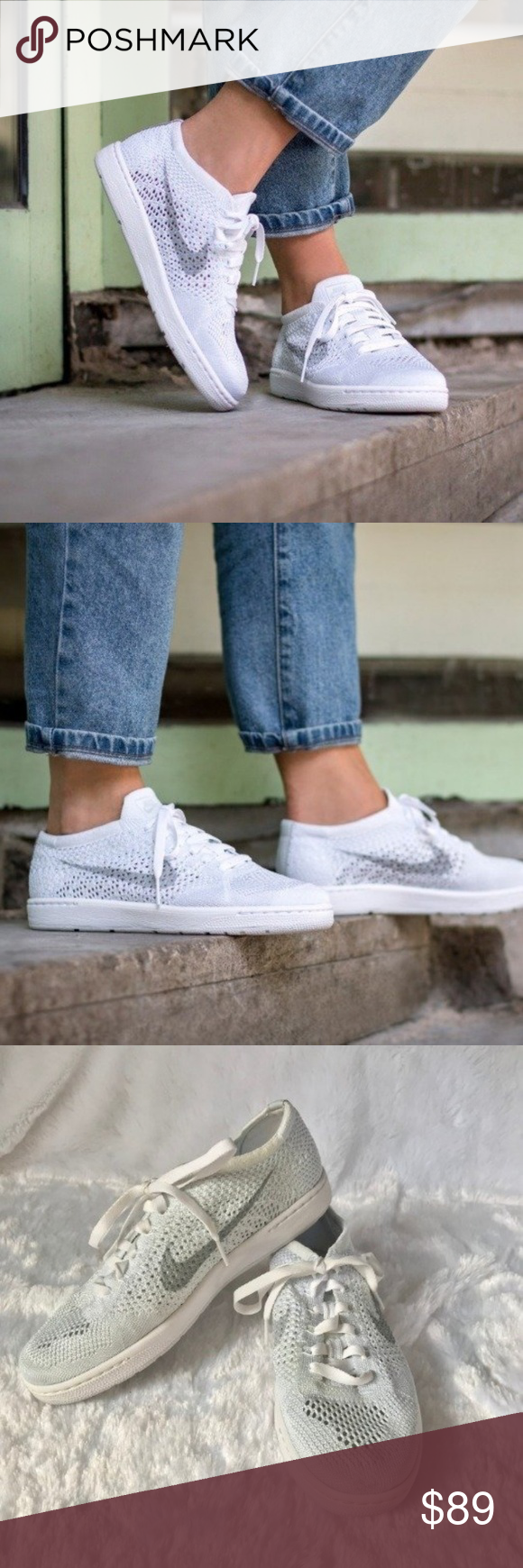 Nike Tennis Classic Ultra Flyknit Natural Comfort Woven