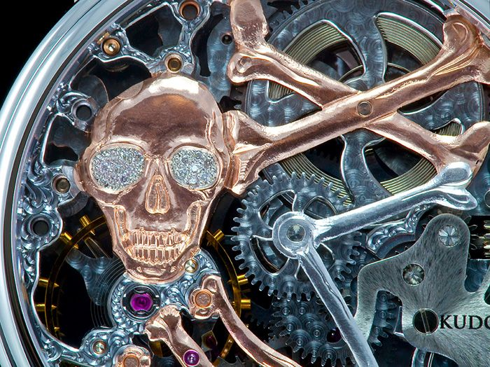 #kudoke #realskeleton #skull #watch #watches #uhr #uhren #handmade #handgravur #handgraved #hautehorology #madeingermany #hamburg #bergedorf #jeankoch