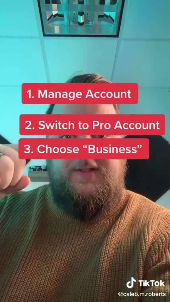 Video How To Put A Link In Your Bio On Tiktok Even W O 1k Followers Di 2021